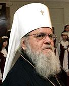 Патриаршее поздравление митрополиту Таллинскому Корнилию с 60-летием служения в иерейском сане